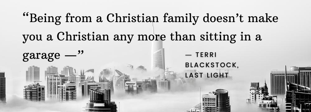 Terri Blackstock-Quote