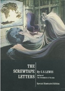The Screwtape Letters-Book Cover
